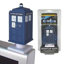 Tardis Monitor Mate Doctor Who Mini Bobble Sealed Minty New HTF BBC