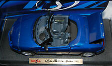 ALFA ROMEO 1995 SPECIAL EDITION DIE CAST SPIDER MODEL CAR 1:18 NIB MAISTO