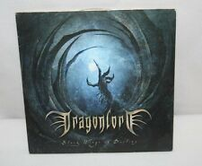 Rare Promotional Copy DRAGONLORD Black Wings of Destiny CD Black Metal Thrash