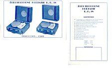 Publicité électrophone portatif tourne-disques EP 18 phono Image & Son