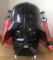 Darth Vader Popcorn Bucket Star Wars Disney Park Limited Edition Tokyo Japan F/S