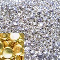 31.1 Gram .999 Silver Bullion Shot + 1 Gram 10k Gold Grain Shot Nuggets