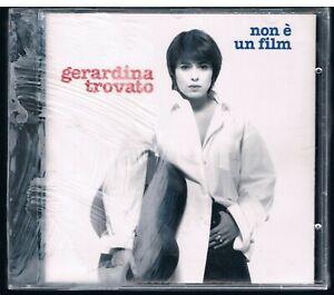GERARDINA TROVATO NON E' UN FILM ( ANDREA BOCELLI) CD F.C.  SIGILLATO!!!