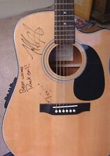 Takamine EG 530C Acoustic Electric Guitar Signed by Emerson Hart Tonic