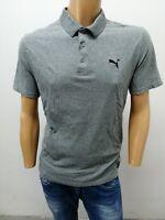 Polo PUMA uomo taglia size XL maglia maglietta t-shirt man cotone p 5777