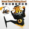 13 BB Saltwater Spinning Reels High Speed Full Metal Fishing Reel Folding