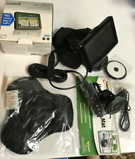 GARMIN NUVI 1400 SERIES-GPS BUNDLE: DASHMOUNT+WINDSHIELD MOUNT+MAPS+BOX