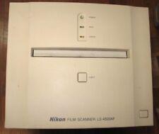 Nikon Super CoolScan LS-4500 AF Film Scanner  Scans 4x5, 120, 35mm Negs & Slides