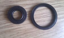 Yamaha RD125LC / TZR Front wheel bearing dust seals x 2  RD LC 125  (FAST POST)