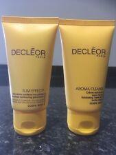 Decleor Slim Effect Contouring Gel-Cream & Aroma Cleanse Exfoliating Cream