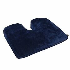 New Ortho Wedge Cushion Seat Chair Washable Comfortable Stress Firm Posture Core