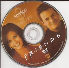 Friends (DVD) Season 3 Disc 2 Replacement Disc U.S. Issue!