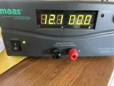 Maas SPS-9252 DC Regulated Power Supply