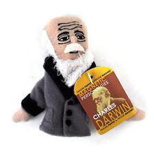 Charles Darwin Finger Puppet & Fridge Magnet