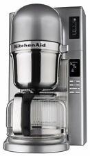 Kitchenaid Rkcm0802cu Pour Over Coffee Brewer Silver Refurbished