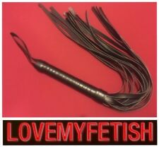 High quality flogger whip bondage cat o nine tails spanking fetish 50%OFF ....