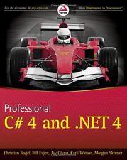 Professional C# 4.0 and .NET 4 by Christian Nagel, Bill Evjen, Jay Glynn, Karli