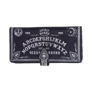 Spirit Board Embossed Purse (Nn) 18.5cm Witchcraft Wiccan Purse