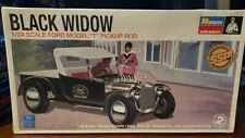 Monogram Black Widow Hot Rod Kit factory sealed