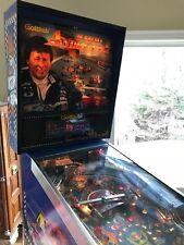 Gottlieb Mario Andretti Pinball Arcade Coin Op Machine Very Nice!