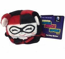 Kawaii Cubes Harley Quinn DC Comics Plush