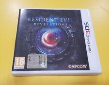 Resident Evil Revelations GIOCO 3DS VERSIONE ITALIANA