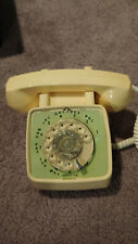 vintage rotary phone gte automatic electric