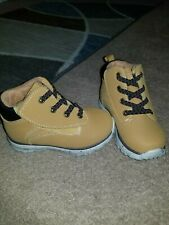 Toddler Boys Boots Size 7 Baby Shoes