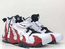 "Men's Nike Air DT Max '96 ""Deion Sanders"" Size 10 Red White Black 316408 161"