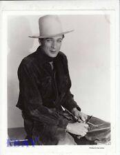 Gary Cooper sexy cowboy RARE Photo