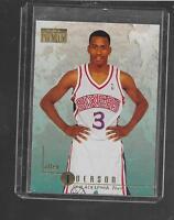 1996-97 Skybox Premium - ALLEN IVERSON - Rookie Card #85 - SIXERS