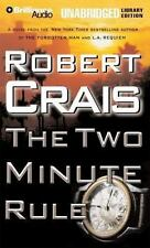 The Two Minute Rule by Robert Crais (2006, Cassette, Unabridged)