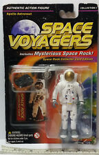 Space Voyagers Apollo Astronaut Action Figure 1998 Action Products. New / Sealed