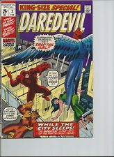 Daredevil King Size Special #2 Reprints Issues 10 and 11