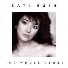 + cd audio The Whole Story Kate Bush (Artista)  Formato: Audio CD