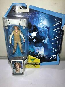 James Cameron Avatar Movie Dr. Grace Augustine Webcam I-Tag Action Figure