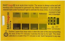 RAD Triage 50 Personal Radiation Detector for wallet or pocket