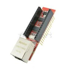 ENC28J60 Ethernet Shield For Arduino Nano V3.0 RJ45 Webserver Module