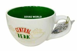 Central Perk Cappuccino Mug Friends TV Series Tea/Coffee Cup Ideal Gift PK BNWT