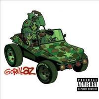 Gorillaz - Gorillaz (Self-Titled) (2001) CD NEW