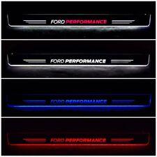 Ford Performance illuinated kick plate/ doorsill plate MK2/ MK3/ MK7/ MK8