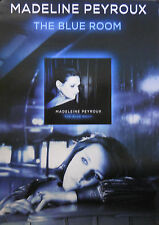 MADELINE PEYROUX, BLUE ROOM POSTER (A11)