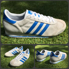 Adidas KICK,White Leather  Sz UK 10, EU 44, US 10.5, Originals, Vintage,