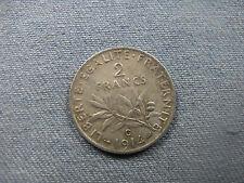 2 Francs Semeuse 1914 C Castelsarrasin