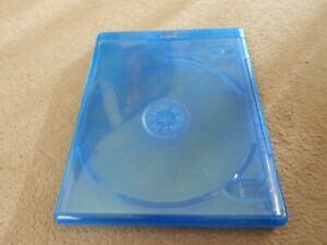 Blu-ray Case - 11mm Spine - Double (2 Disc) Case For US Import Discs -