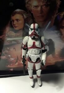 Star Wars The 30th Anniversary (TAC) The Force Unleashed Incinerator Trooper