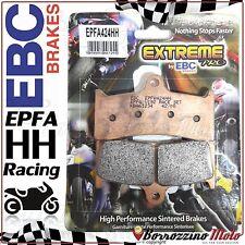 PASTIGLIE FRENO ANTERIORE EBC RACING EPFA424HH BUELL M2 CYCLONE 1200 2000 2001