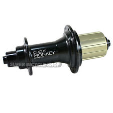 Circus Monkey HRW Road Rear Hub,28 Hole,Black