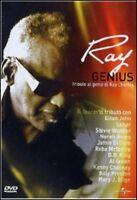 Ray Genius. Tributo al genio di Ray Charles (2004) DVD Nuovo Sigillato