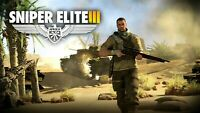 Sniper Elite 3 | Steam Key | PC | Digital | Worldwide |
